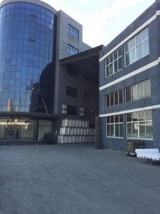 Factory is located in Yongfeng village,Tongxiang city